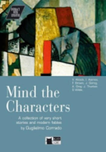 9788853006547: Mind the Characters+cd [Lingua inglese]