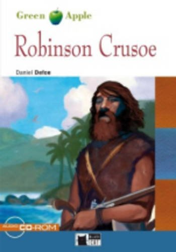 9788853006561: Robinson Crusoe. Con CD-ROM (Green apple)
