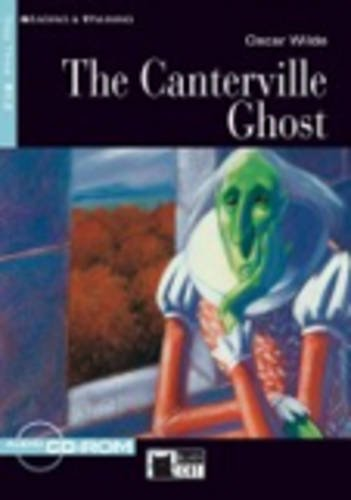 9788853006592: The Canterville ghost. Con CD Audio (Reading and training)