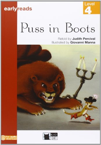 9788853006936: Puss in boots (Easyreads)