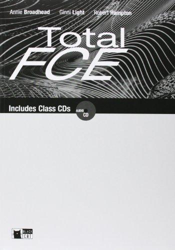 9788853006950: Total FCE: Teacher's Book + class CD (Examinations)