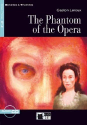 9788853007162: The phantom of the opera. Con CD Audio [Lingua inglese]: The Phantom of the Opera + audio CD