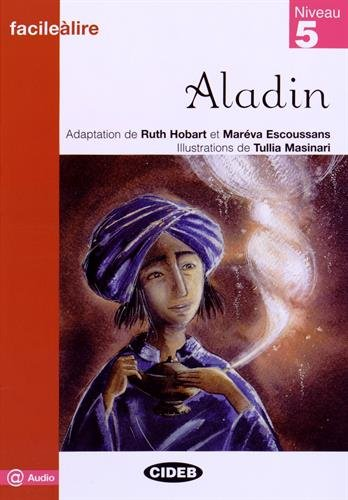 9788853007582: Aladin (Facile Lire) (English and French Edition)