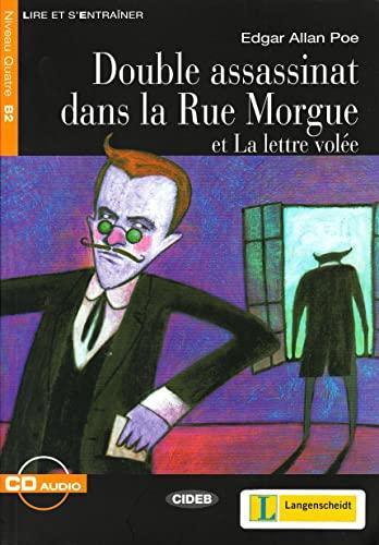 9788853007599: Double Assassinat Dans La Rue Morgue+cd (Lire Et S'Entrainer) (French Edition)