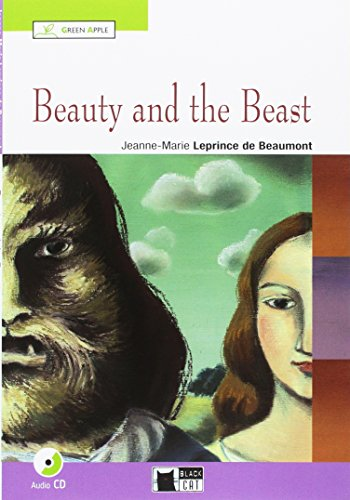 9788853007704: Beauty and Beast+cd (Green Apple)