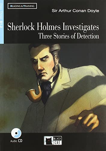 9788853007803: Sherlock Holmes Investigates+cd (Reading & Training)