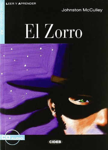 9788853007841: El Zorro [With CD] (Leer y Aprender: Nivel Cuarto)