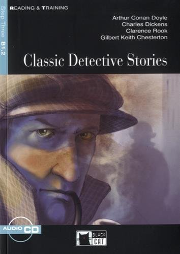 CLASSIC DETECTIVE STORIES LIVRE+CD B1.2: COLLECTIF