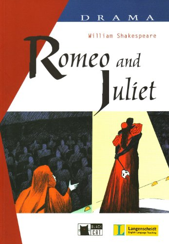 9788853007995: Romeo & Juliet: Drama [With CD (Audio)] [Lingua inglese]: Romeo and Juliet + audio CD