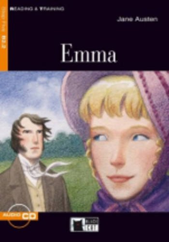 9788853008015: Emma. Con CD Audio: Emma. Book (+CD): 5 (Reading and training)