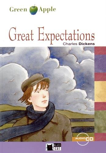 Great Expectations+cd (Green Apple): Gina Clemen