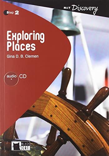 EXPLORING PLACES LIVRE+CD B1.1: CLEMEN GINA ED 2010