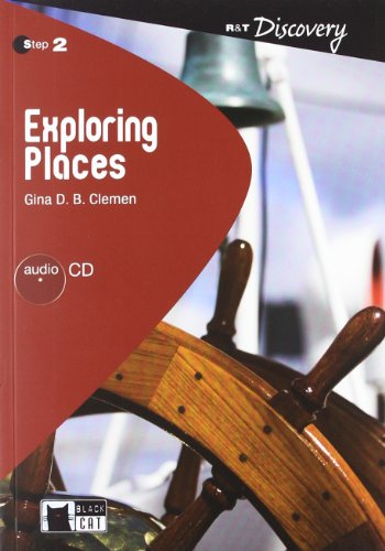 9788853008121: Exploring Places. Discovery. Book (+CD) (Reading and training)