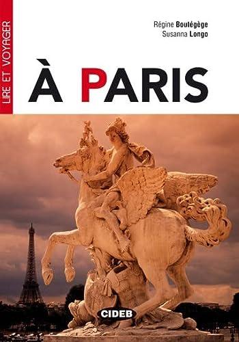 9788853008183: À Paris. Livre (+CD) (Lire et voyager)