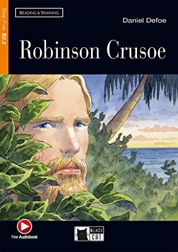 9788853008411: Robinson Crusoe + Audiobook Step Five B2.2 (Reading and training)
