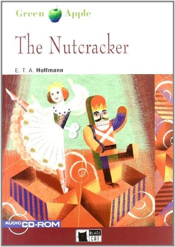 9788853008459: The nutcracker. Con CD Audio (Green apple)