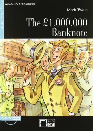 9788853008497: The 1,000,000 Banknote (Reading & Training: Step 3)