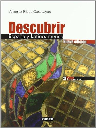 Descubrir España Y Latinoamérica. Libro (+2 CDs): Alberto Ribas