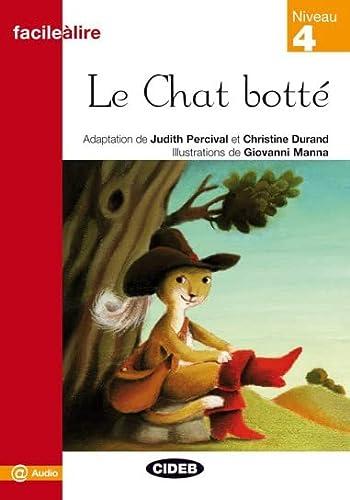 Facile a Lire: Le Chat Botte (Facile: Collective