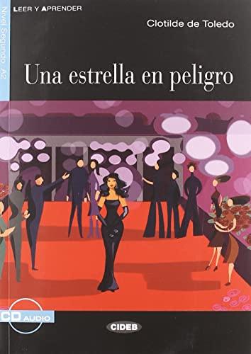 Estrella En Peligro+cd (Leer y Aprender) (Spanish: Clotilde De Toledo