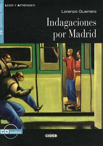INDAGACIONES POR MADRID LIVRE + CD A2: GUERRERO LORENZO