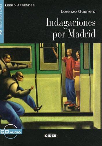 9788853009289: Indagaciones por Madrid con CD: Indagaciones por Madrid + CD