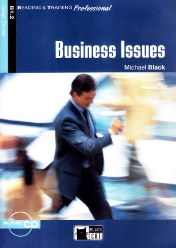 9788853009340: Business Issues, B1.2 (Reading & Training, Step 3)