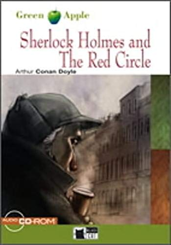 SHERLOCK HOLMES AND THE RED CIRCLE: CONAN LIVRE+CD A2