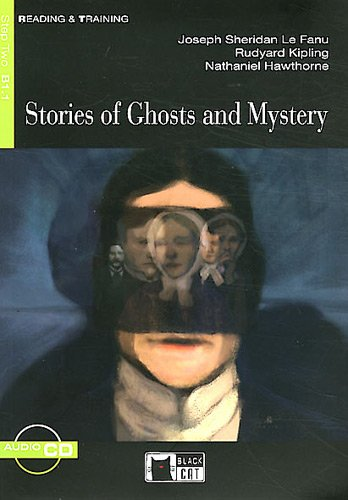 9788853009548: Stories of Ghosts & Mystery+cd (Reading & Training)