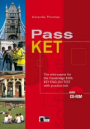 9788853009920: Pass Ket+cdrom (Examinations)