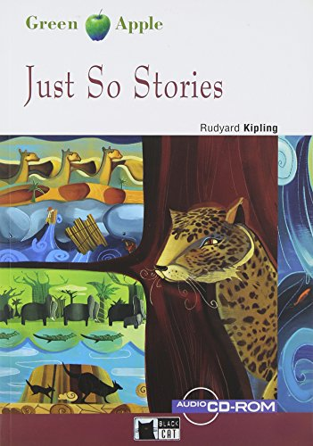 9788853010131: Just So Stories+cdrom (Green Apple)