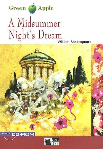 9788853010148: Midsummer Night's Dream+cdrom (Green Apple)