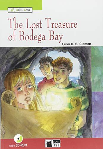 THE LOST TREASURE OF BODEGA BAY ED: CLEMEN -LIVRE+CD-