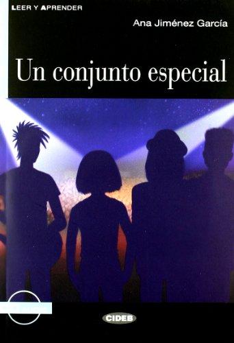 9788853010339: Un conjunto especial. Con CD Audio [Lingua spagnola]: Un conjunto especial + CD