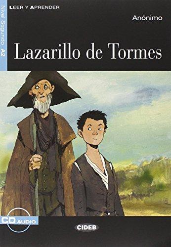 9788853010346: Lazarillo de Tormes, con CD