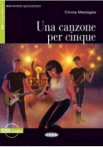 9788853010384: IL.CANZONE PER CINQUE+CD