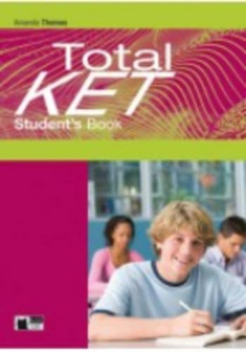 9788853010506: Total Ket Student's Book