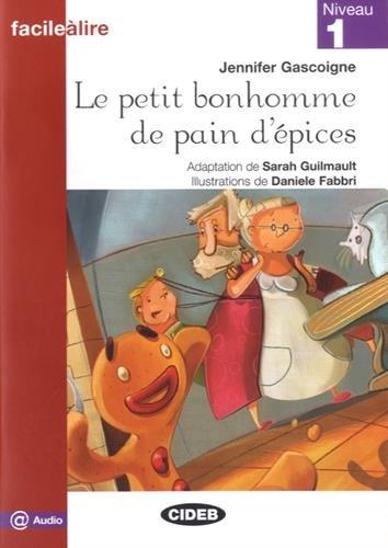 9788853010858: Le petit bonhomme de pain d'épices. Niveau 1 (Facile a lire)