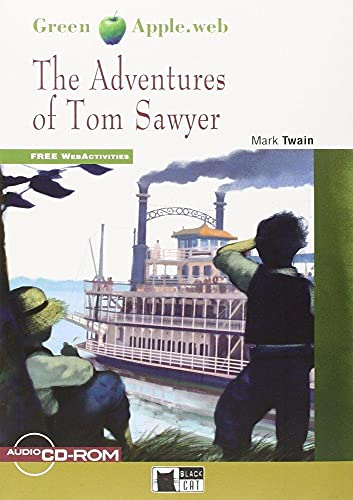 9788853010919: The adventures of Tom Sawyer. Con CD Audio. Con CD-ROM (Green apple)