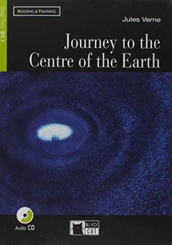 9788853010940: Journey to the centre of the earth. Con CD Audio. Con CD-ROM (Reading and training)