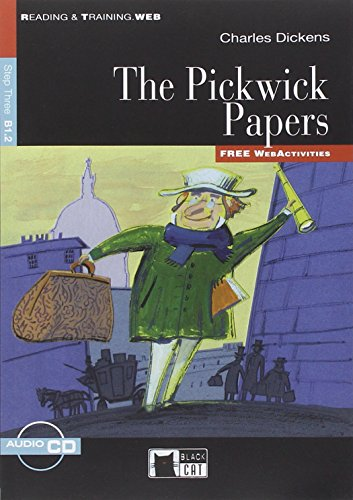 9788853010957: Reading & Training: The Pickwick Papers + audio CD [Lingua inglese]