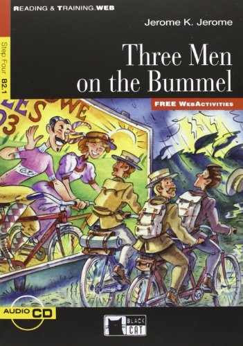 9788853010964: Three Men on the Bummel [With CD (Audio)] [Lingua inglese]