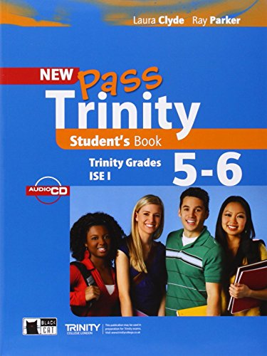 9788853011046: New Pass Trinity ISE I: Student's Book 5-6 + CD