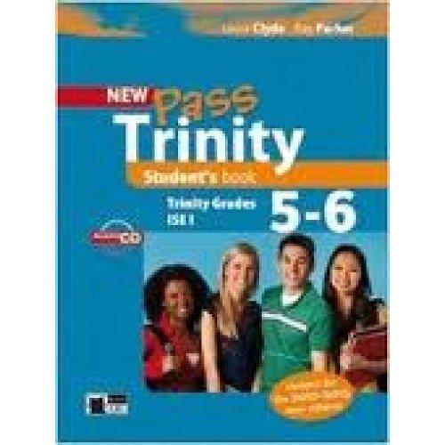 9788853011046: Pass Trinity 5/6 + CD New Edition (Examinations)