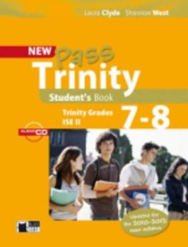 Pass Trinity 7/8 + CD New Edition: Collective