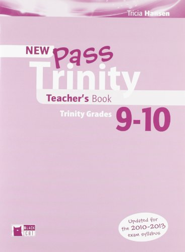 Pass Trinity 9/10 Teacher's Book (Examinations): Collective