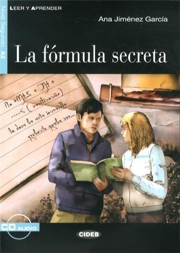 9788853011244: La fórmula secreta. Nivel 2. Con CD Audio [Lingua spagnola]