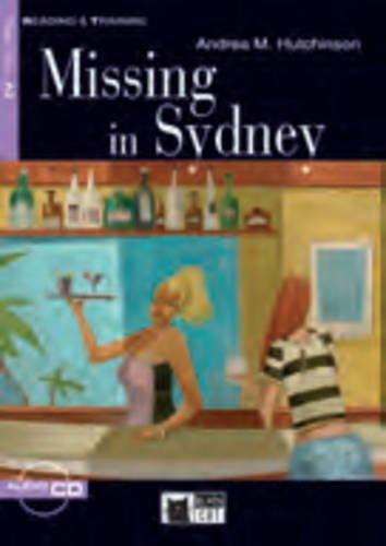 9788853011411: Black Cat Reading Programme: Missing in Sydney