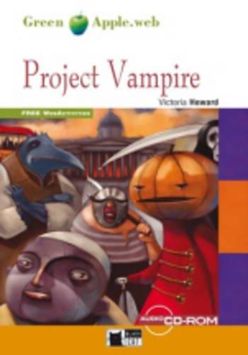9788853012050: Project Vampire. Con CD-ROM [Lingua inglese]