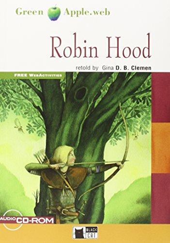 9788853012074: Robin Hood. Con CD-ROM (Green apple)